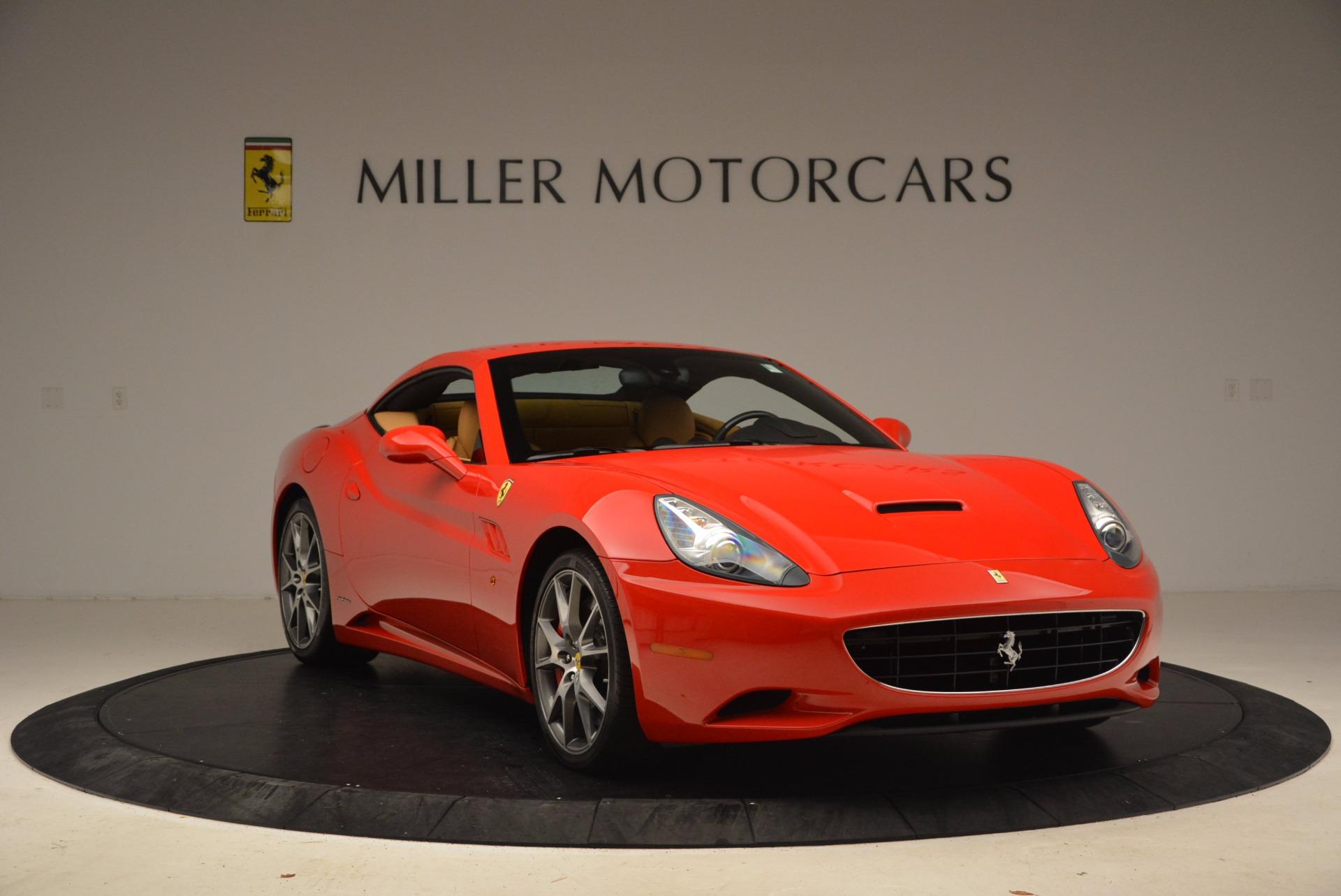 Used 2010 Ferrari California  For Sale In Westport, CT 1665_p23