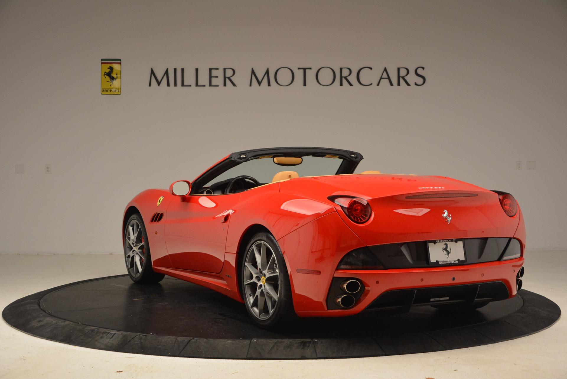 Used 2010 Ferrari California  For Sale In Westport, CT 1665_p5