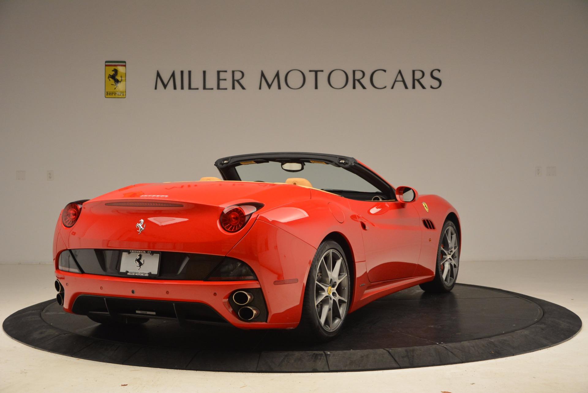 Used 2010 Ferrari California  For Sale In Westport, CT 1665_p7