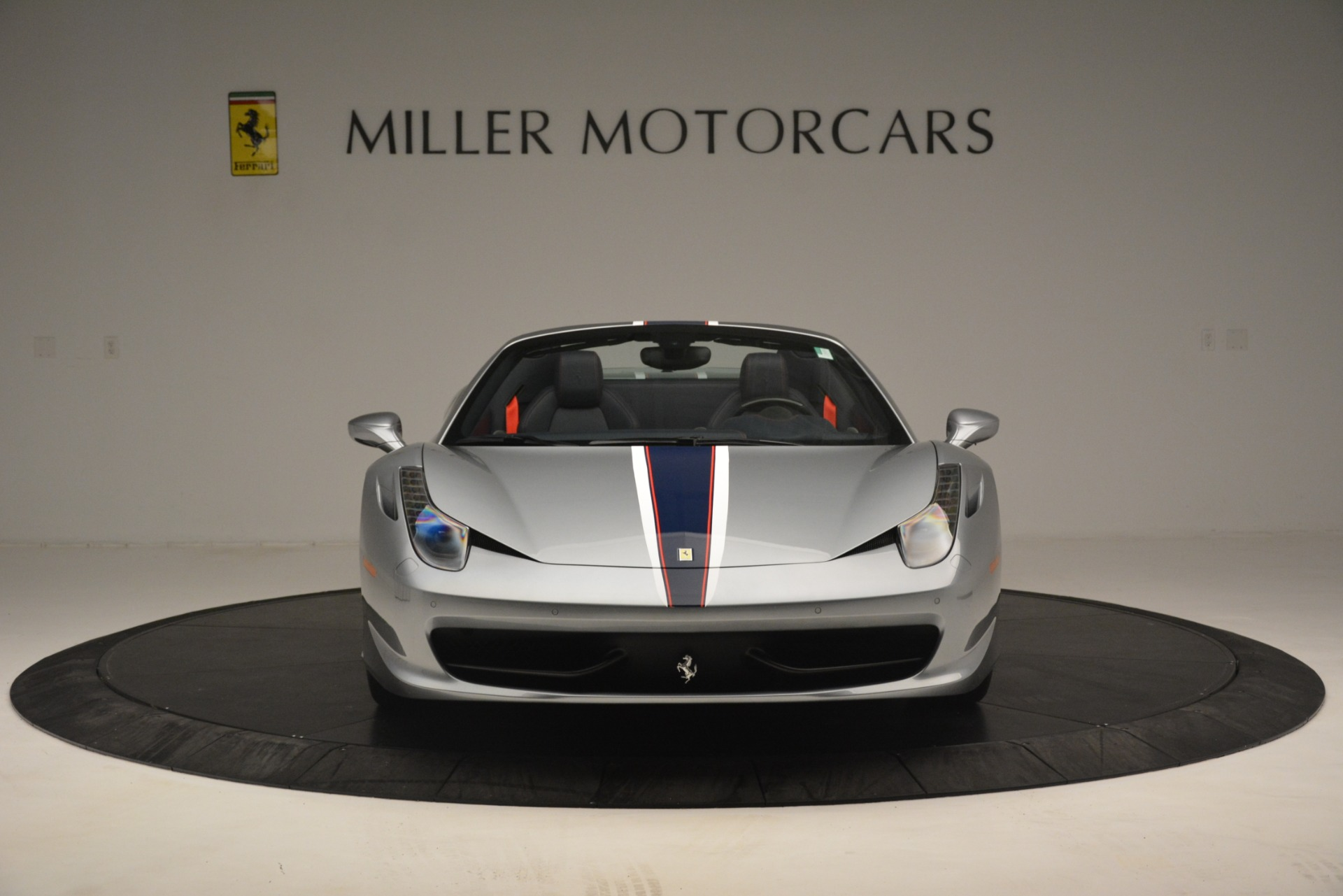 Used 2015 Ferrari 458 Spider  For Sale In Westport, CT 1667_p12