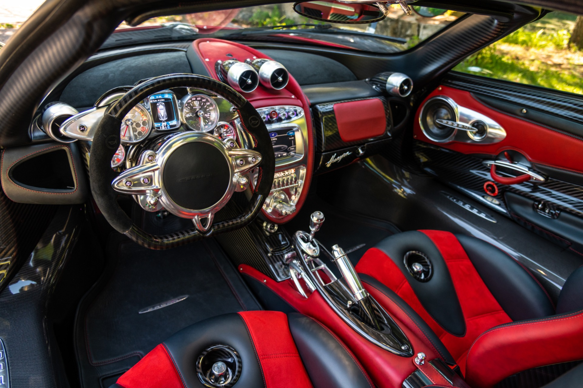 Used 2014 Pagani Huayra Tempesta For Sale In Westport, CT 1668_p5