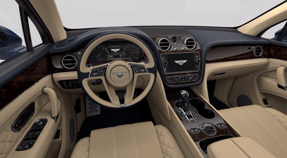 New 2018 Bentley Bentayga Signature For Sale In Westport, CT 1670_p6