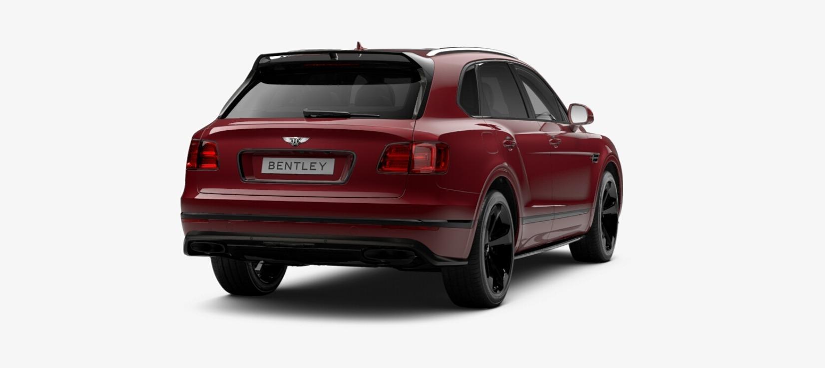 New 2018 Bentley Bentayga Black Edition For Sale In Westport, CT 1671_p3