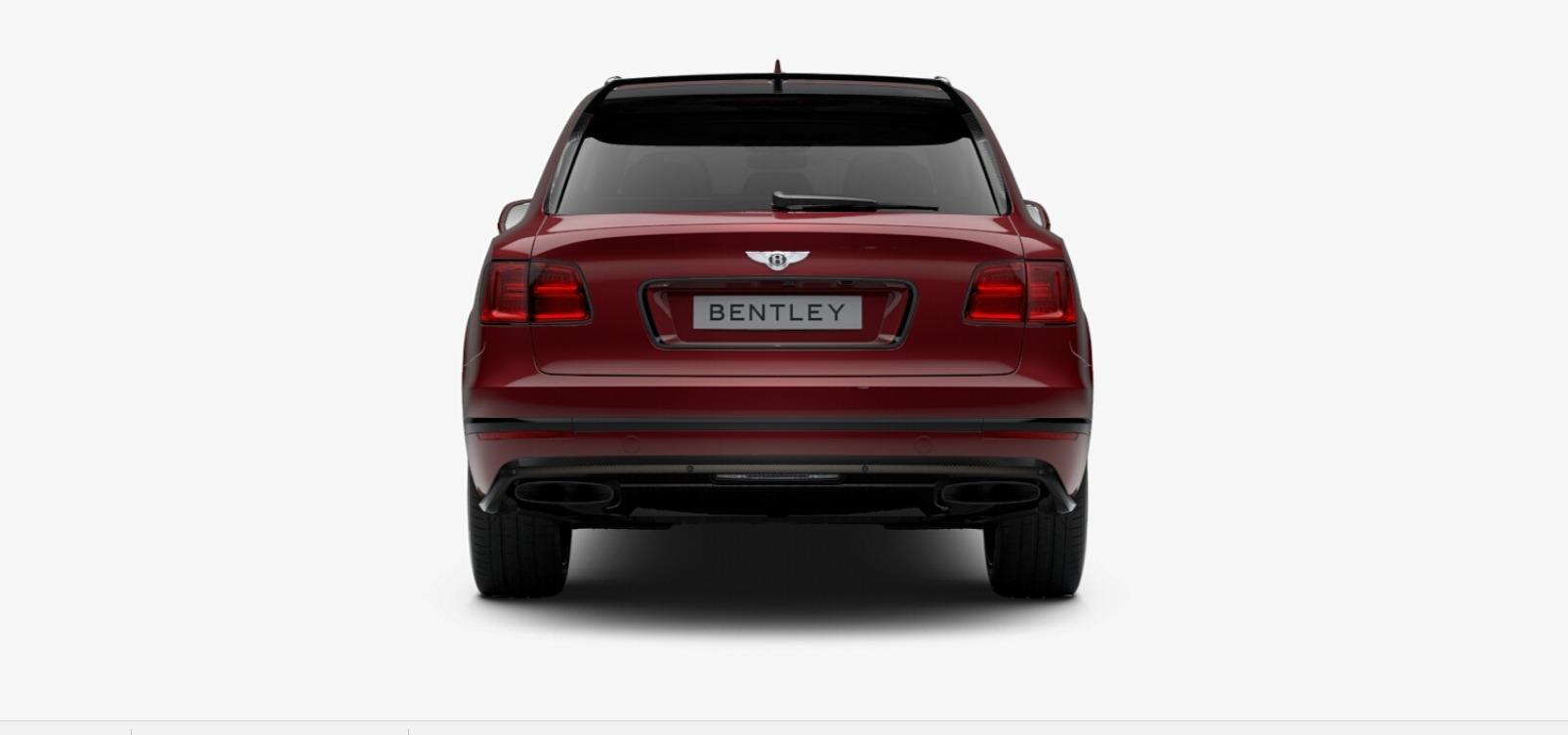 New 2018 Bentley Bentayga Black Edition For Sale In Westport, CT 1671_p4