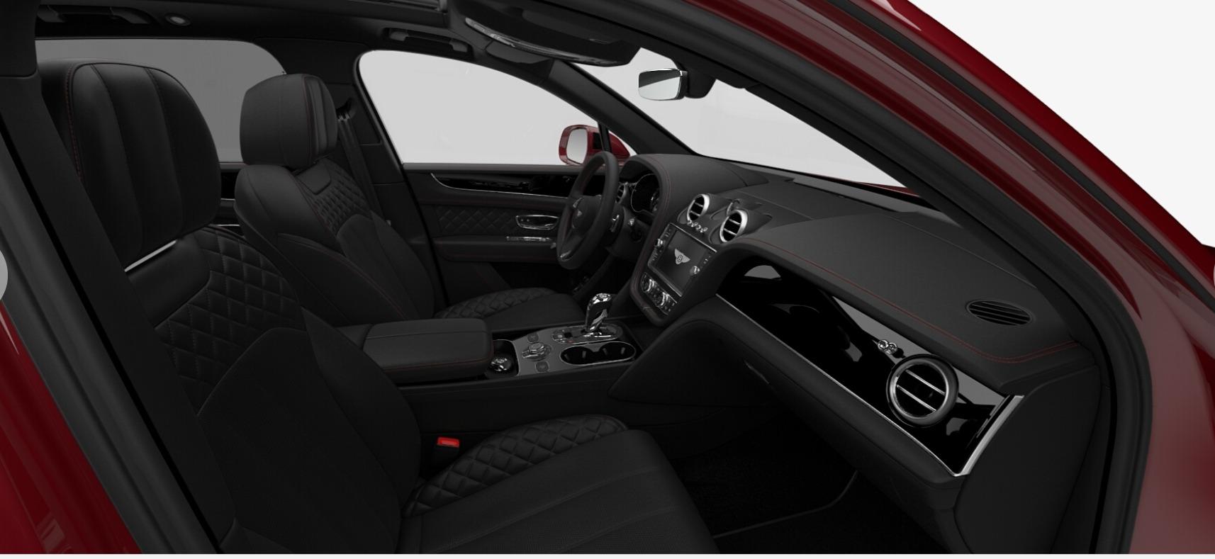 New 2018 Bentley Bentayga Black Edition For Sale In Westport, CT 1671_p7