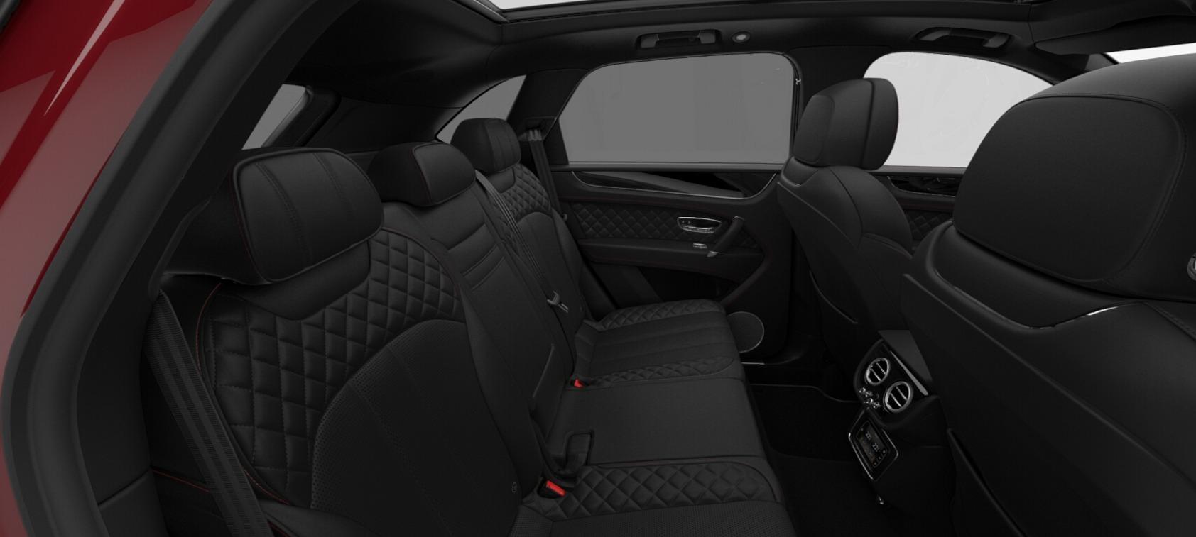 New 2018 Bentley Bentayga Black Edition For Sale In Westport, CT 1671_p8