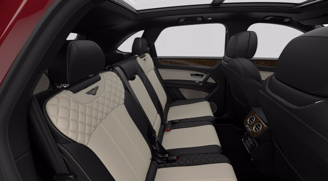 New 2018 Bentley Bentayga Activity Edition-Now with seating for 7!!! For Sale In Westport, CT 1672_p8