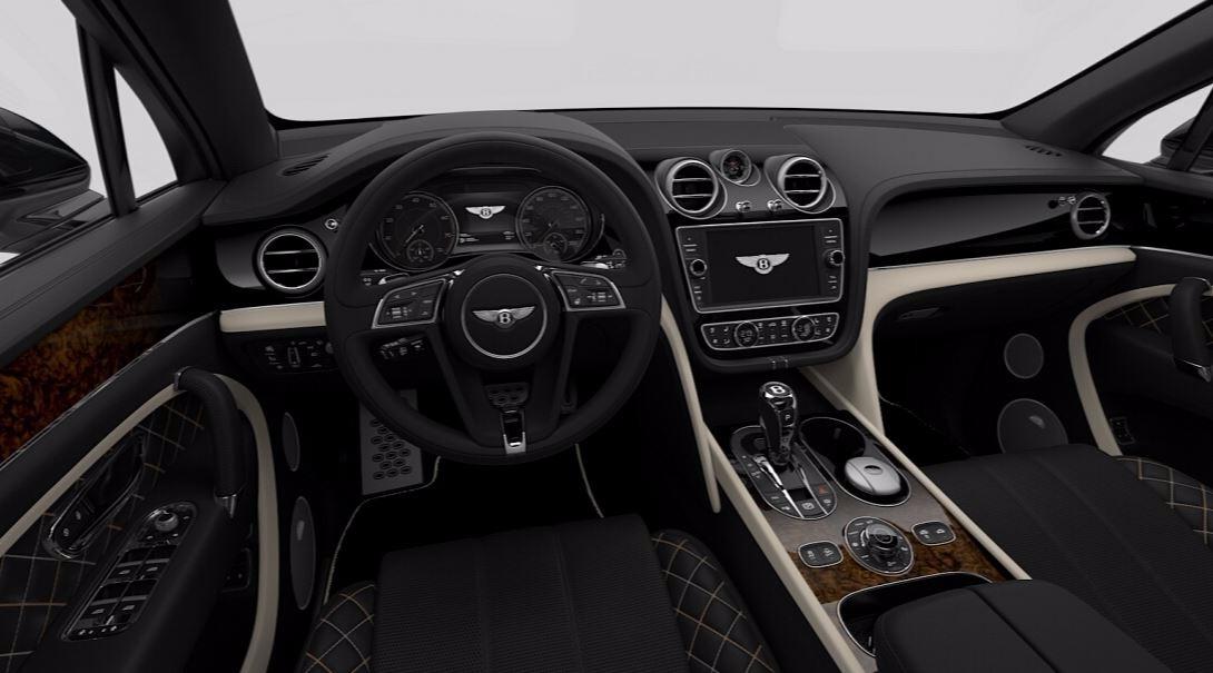 New 2018 Bentley Bentayga Mulliner For Sale In Westport, CT 1673_p6
