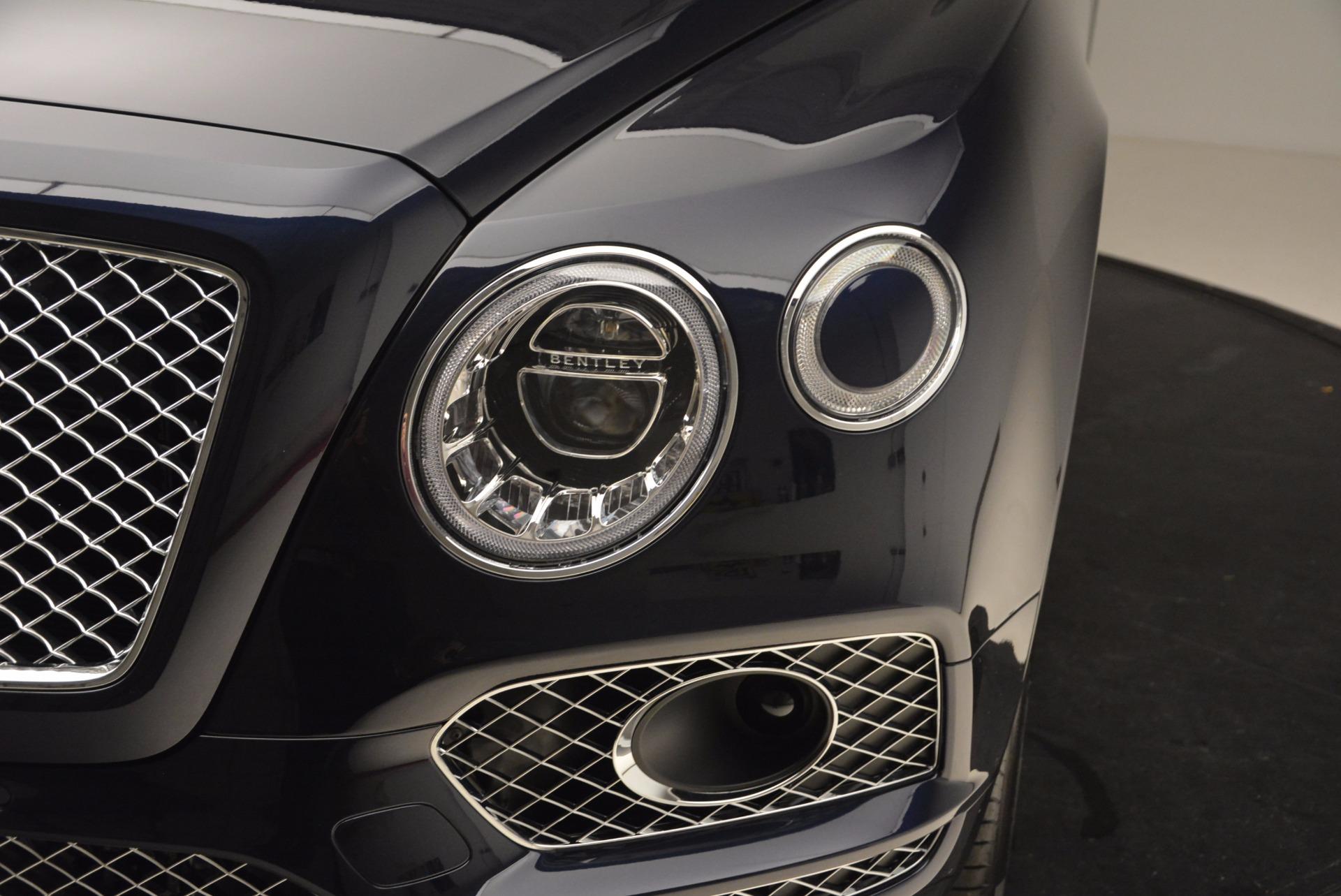 New 2018 Bentley Bentayga Signature For Sale In Westport, CT 1675_p15