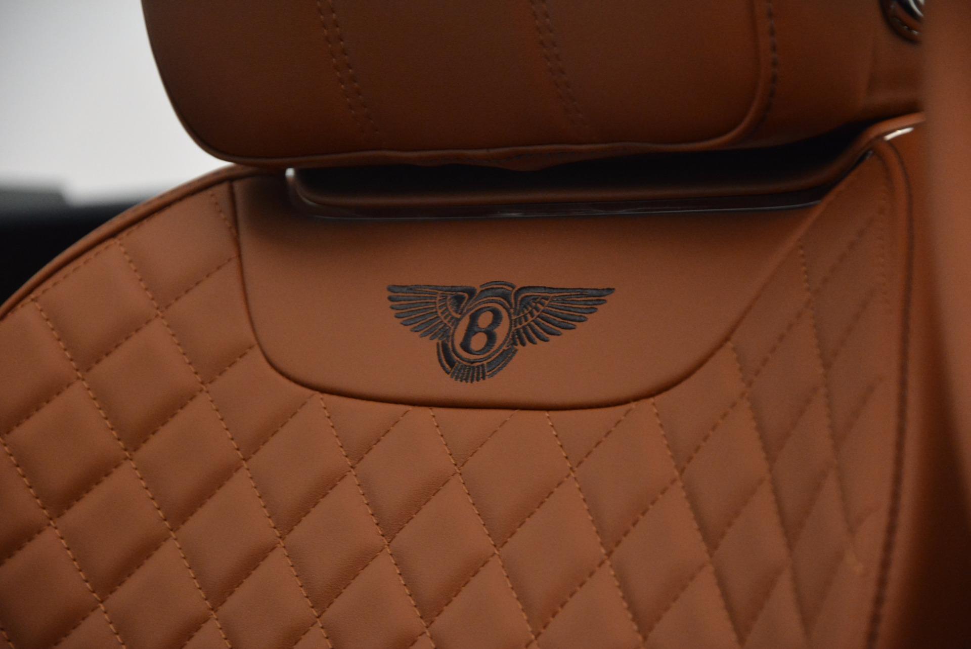 New 2018 Bentley Bentayga Signature For Sale In Westport, CT 1675_p25