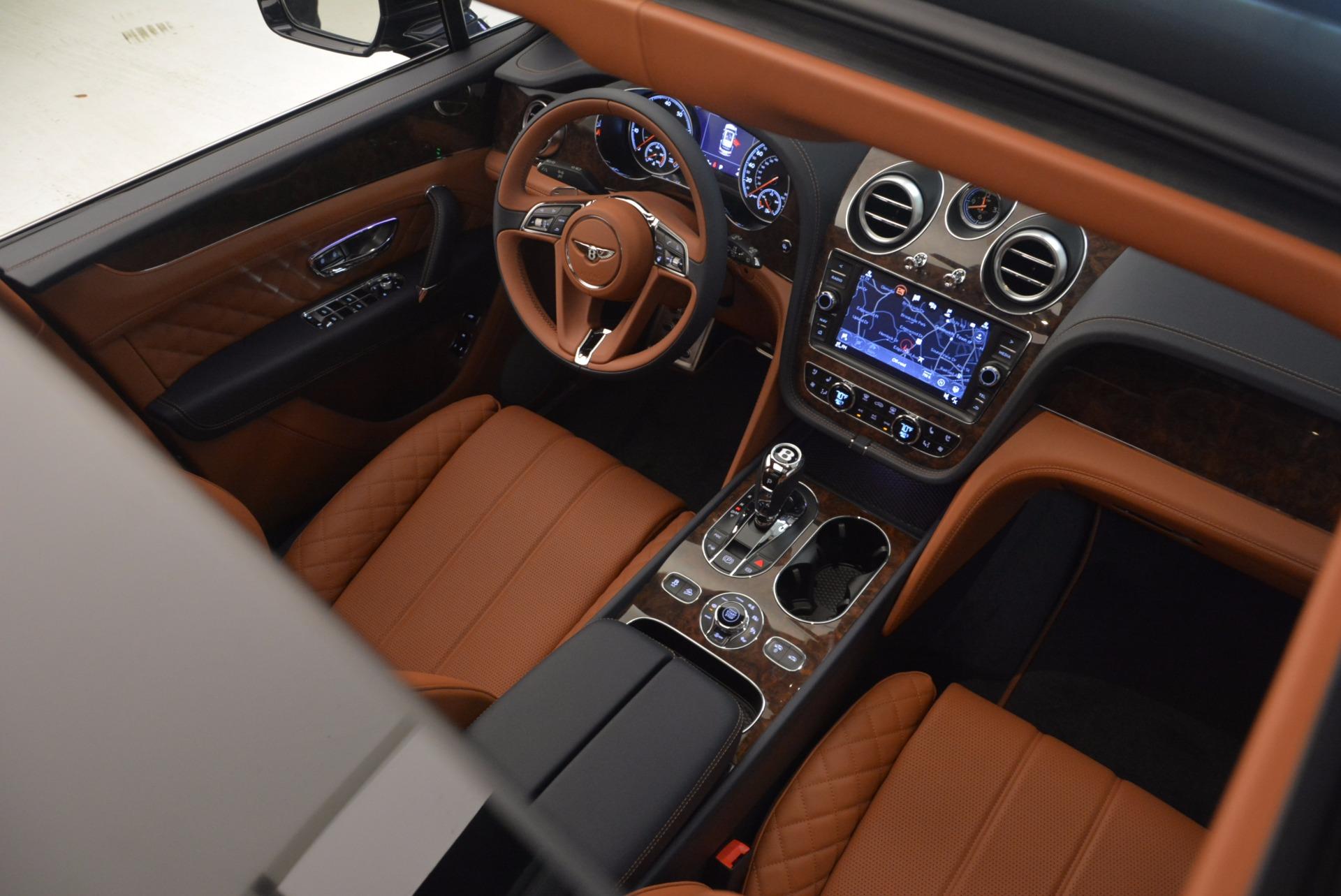 New 2018 Bentley Bentayga Signature For Sale In Westport, CT 1675_p33