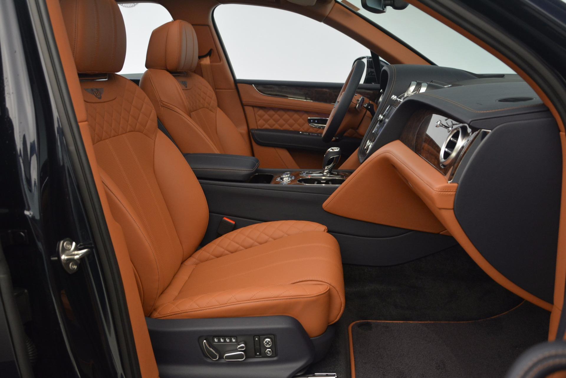 New 2018 Bentley Bentayga Signature For Sale In Westport, CT 1675_p38