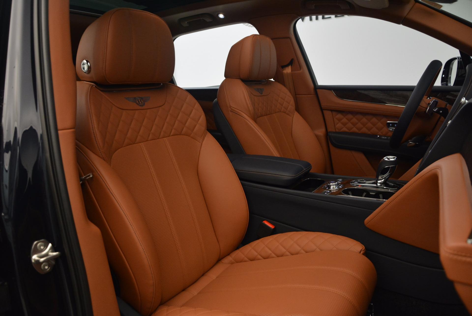 New 2018 Bentley Bentayga Signature For Sale In Westport, CT 1675_p39