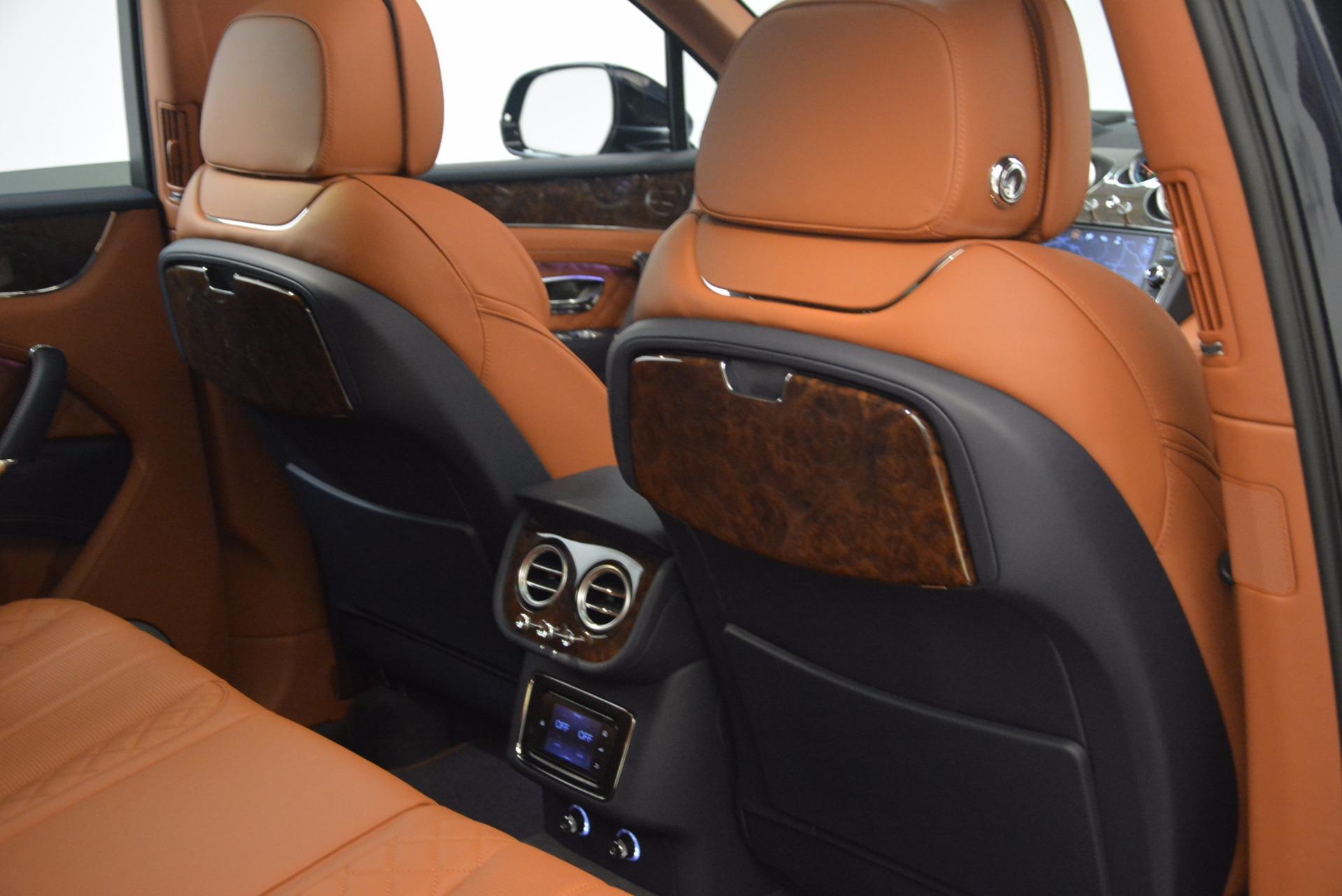 New 2018 Bentley Bentayga Signature For Sale In Westport, CT 1675_p41