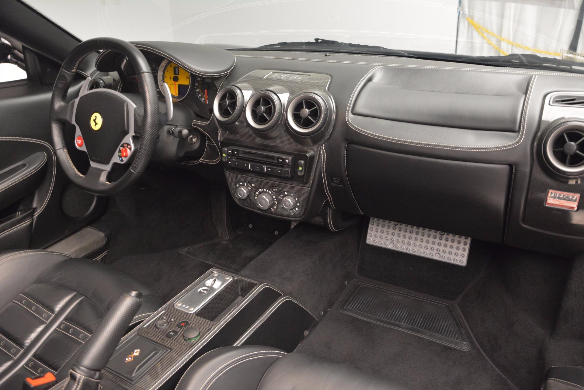 Used 2008 Ferrari F430 Spider For Sale In Westport, CT 1676_p29