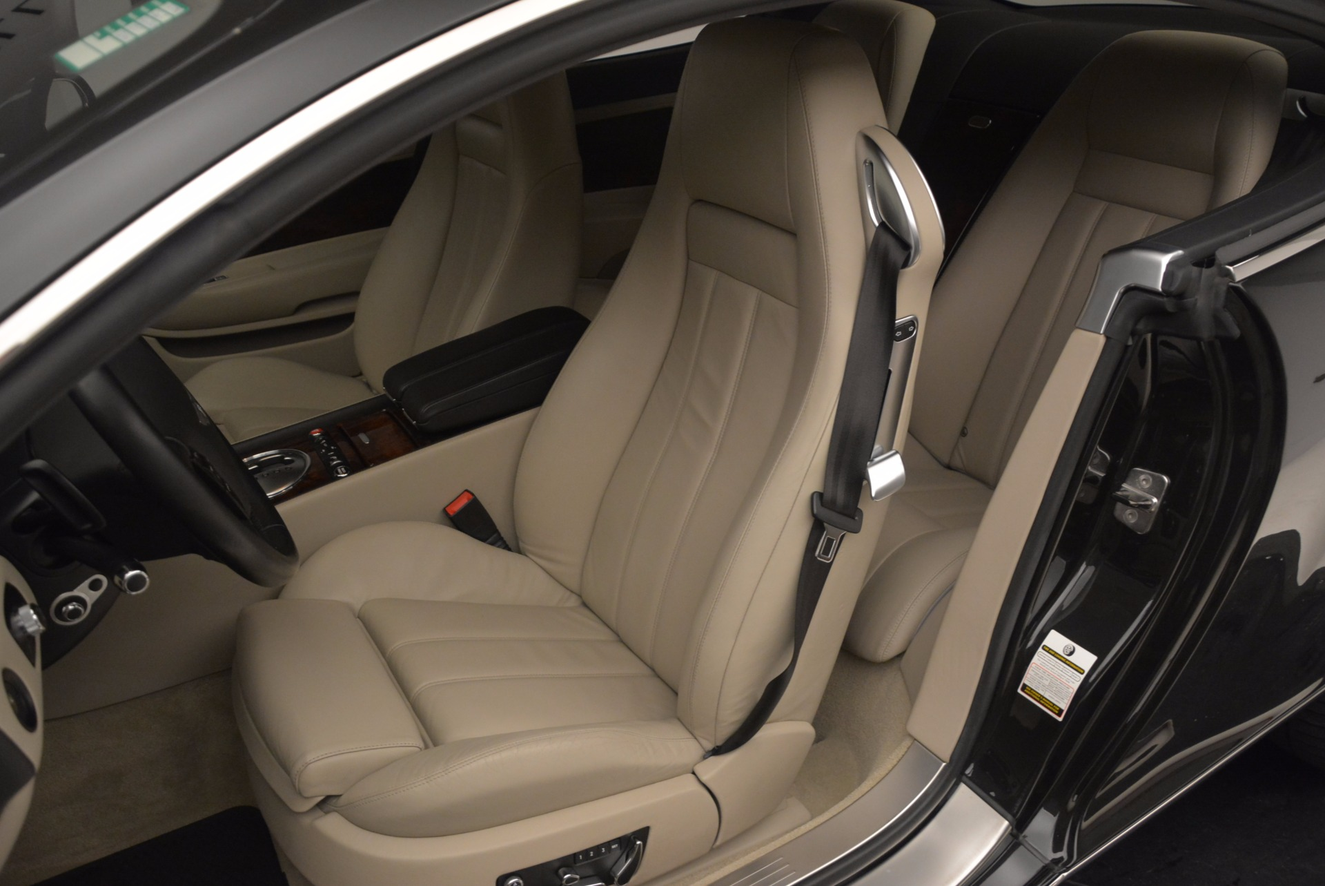 Used 2005 Bentley Continental GT W12 For Sale In Westport, CT 1677_p20