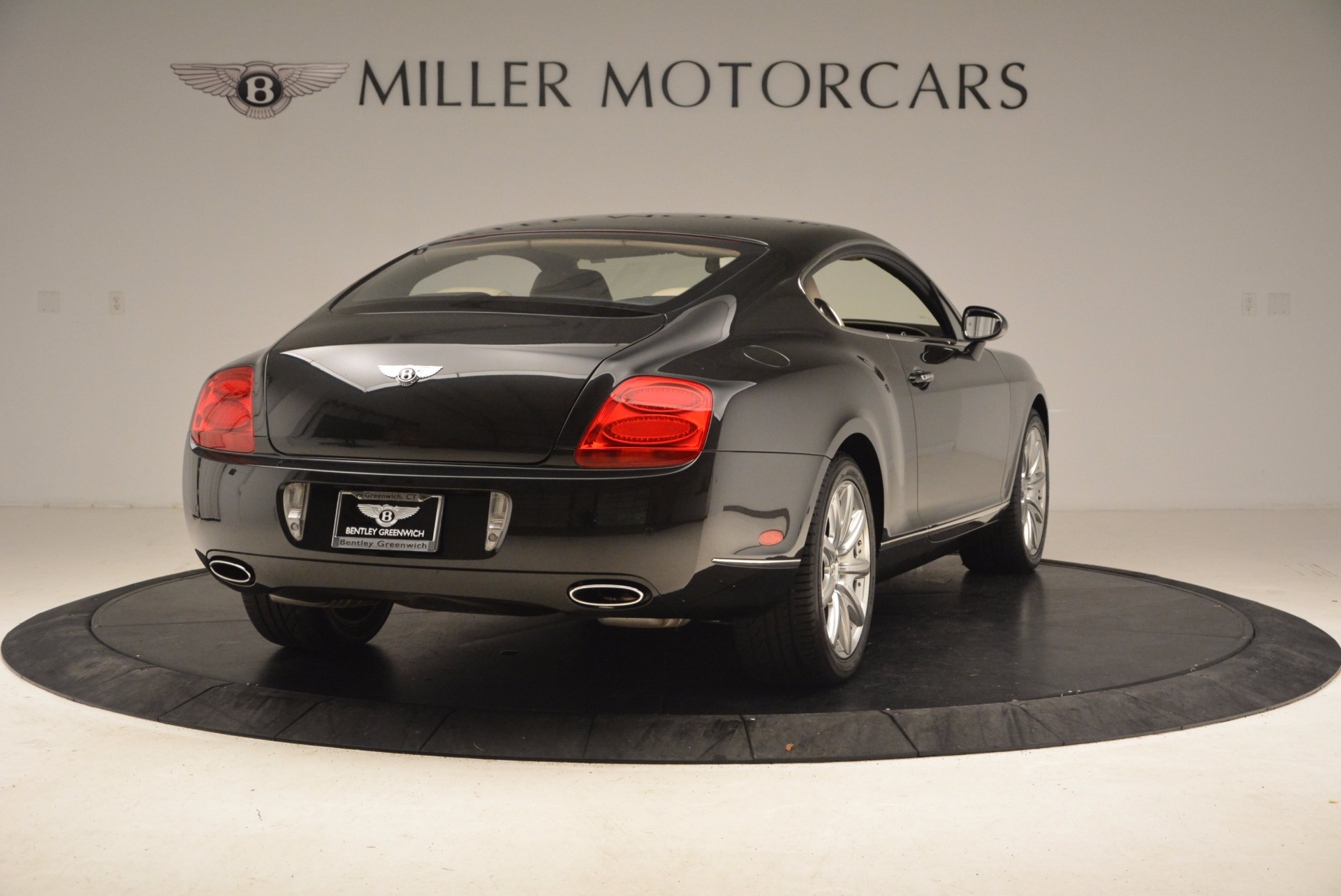Used 2005 Bentley Continental GT W12 For Sale In Westport, CT 1677_p7