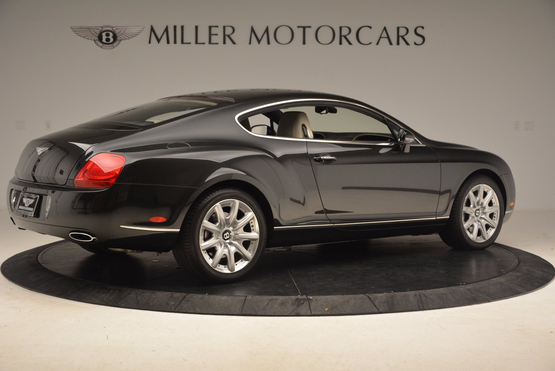 Used 2005 Bentley Continental GT W12 For Sale In Westport, CT 1677_p8