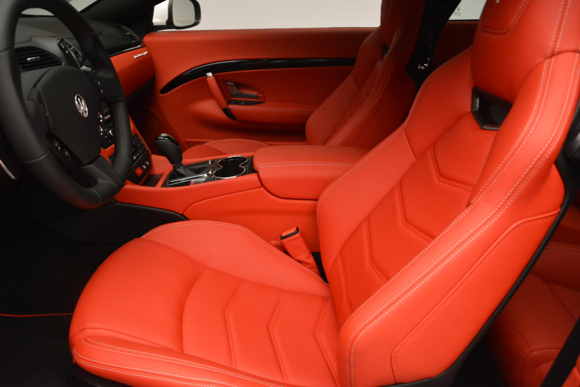 New 2017 Maserati GranTurismo Sport For Sale In Westport, CT 168_p14