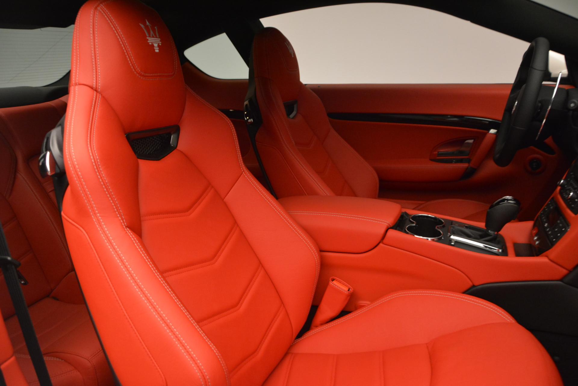 New 2017 Maserati GranTurismo Sport For Sale In Westport, CT 168_p21