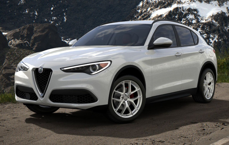 New 2018 Alfa Romeo Stelvio Sport Q4 For Sale In Westport, CT 1681_main