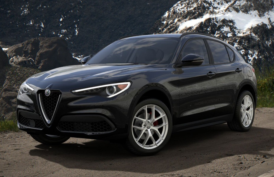 New 2018 Alfa Romeo Stelvio Sport Q4 For Sale In Westport, CT 1682_main