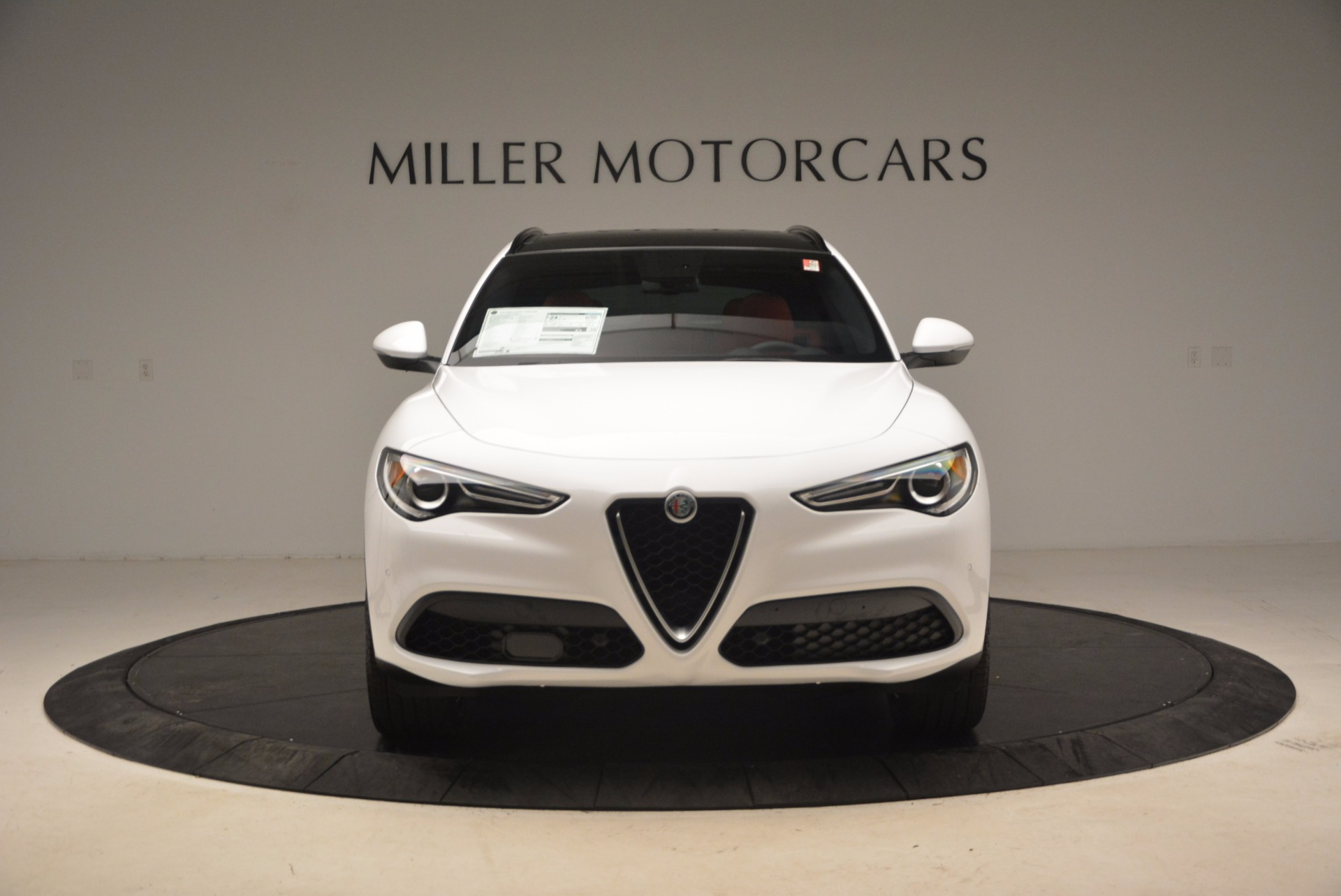 New 2018 Alfa Romeo Stelvio Ti Sport Q4 For Sale In Westport, CT 1684_p12
