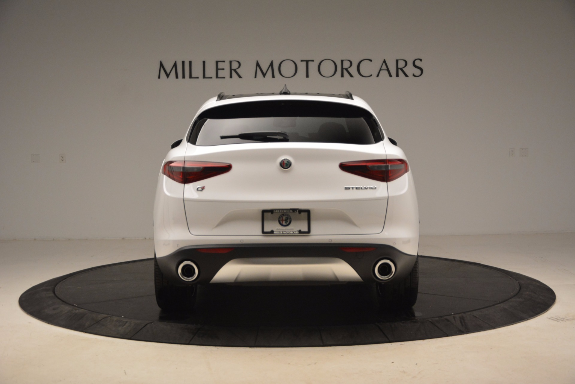 New 2018 Alfa Romeo Stelvio Ti Sport Q4 For Sale In Westport, CT 1684_p6