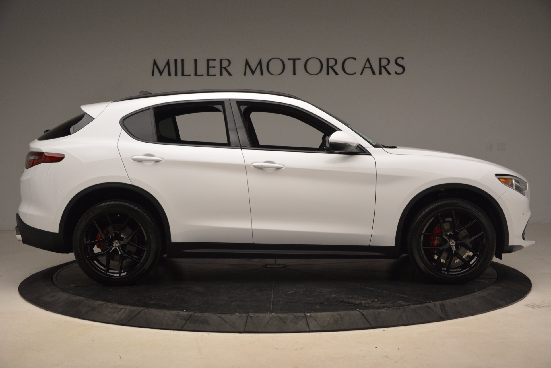 New 2018 Alfa Romeo Stelvio Ti Sport Q4 For Sale In Westport, CT 1684_p9