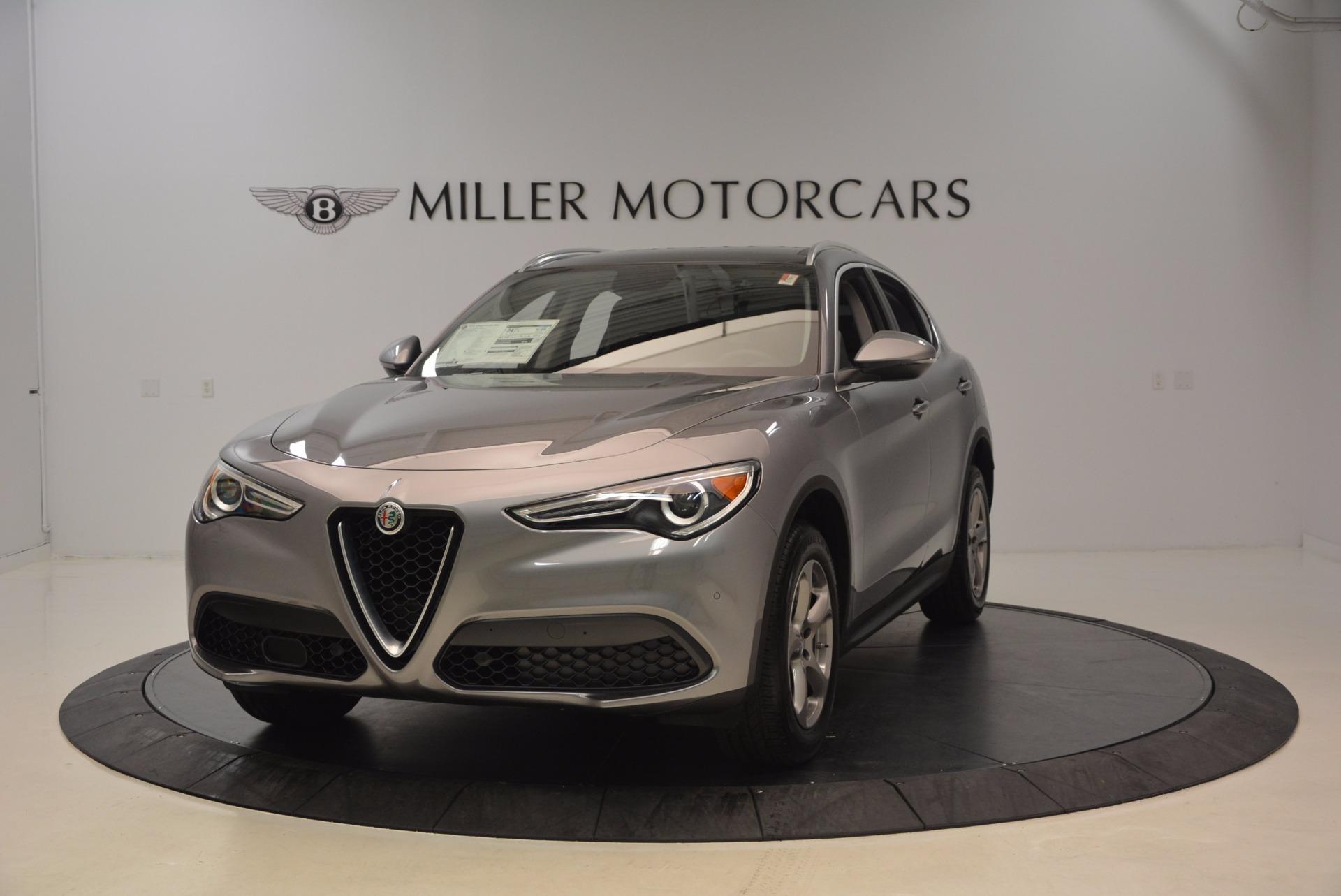 New 2018 Alfa Romeo Stelvio Q4 For Sale In Westport, CT 1687_main