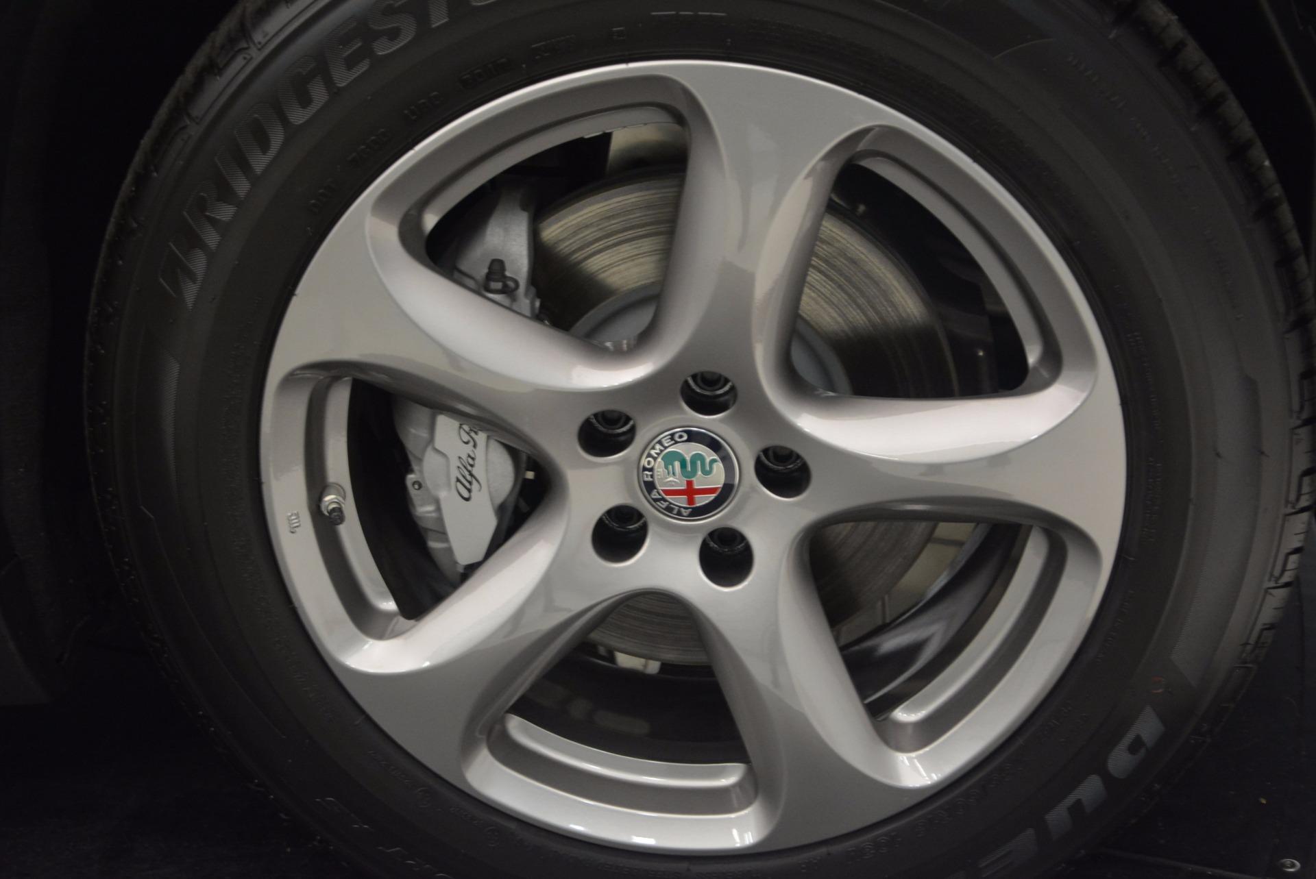 New 2018 Alfa Romeo Stelvio Q4 For Sale In Westport, CT 1687_p25