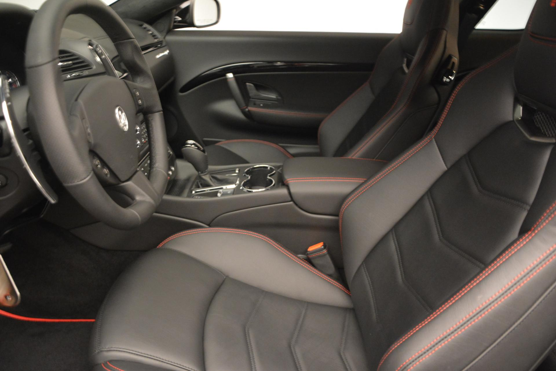 New 2016 Maserati GranTurismo Sport For Sale In Westport, CT 169_p12