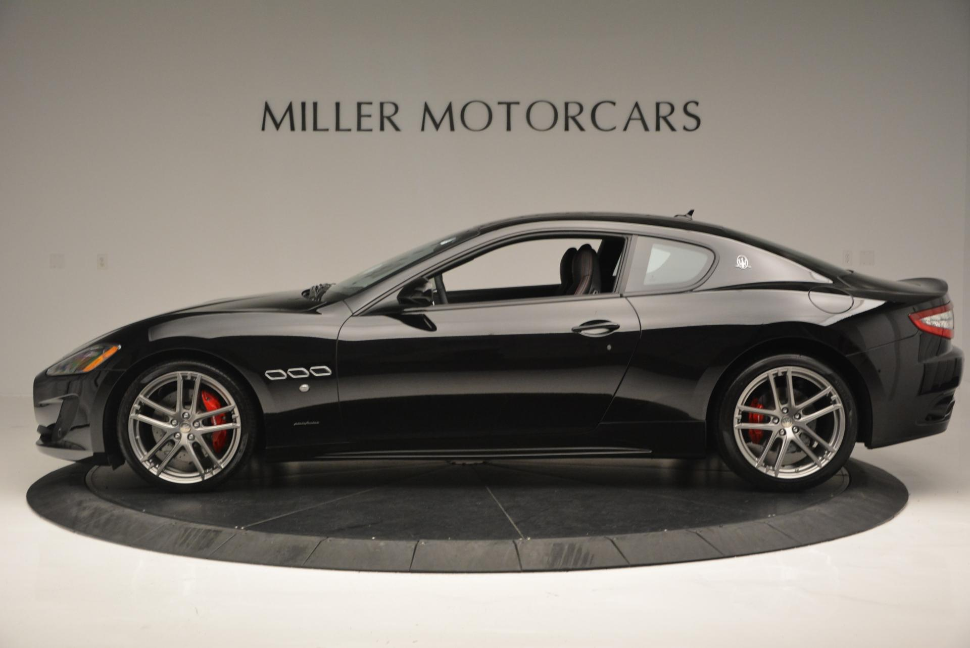 New 2016 Maserati GranTurismo Sport For Sale In Westport, CT 169_p19