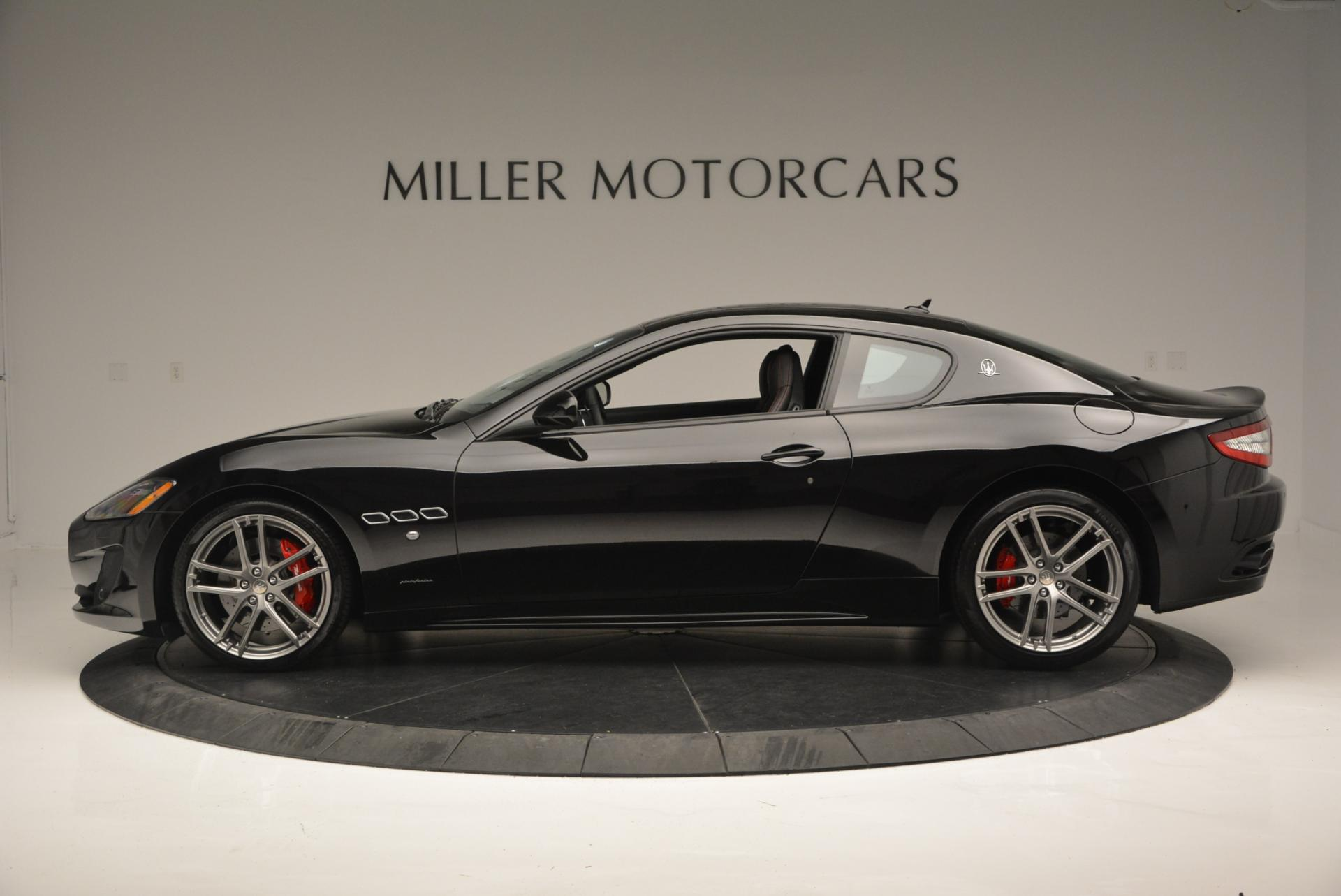 New 2016 Maserati GranTurismo Sport For Sale In Westport, CT 169_p2