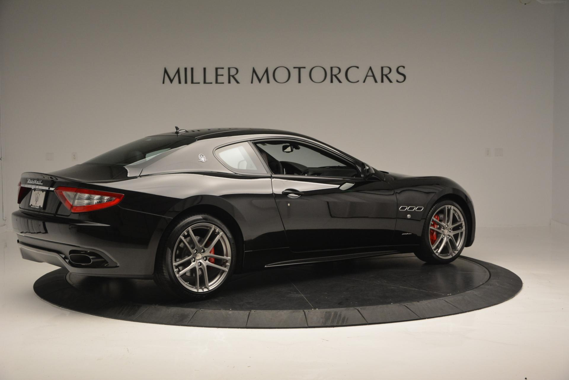 New 2016 Maserati GranTurismo Sport For Sale In Westport, CT 169_p7