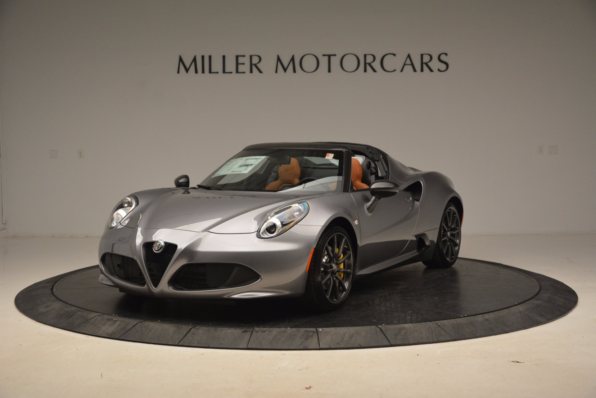 new 2018 alfa romeo 4c spider westport ct. Black Bedroom Furniture Sets. Home Design Ideas
