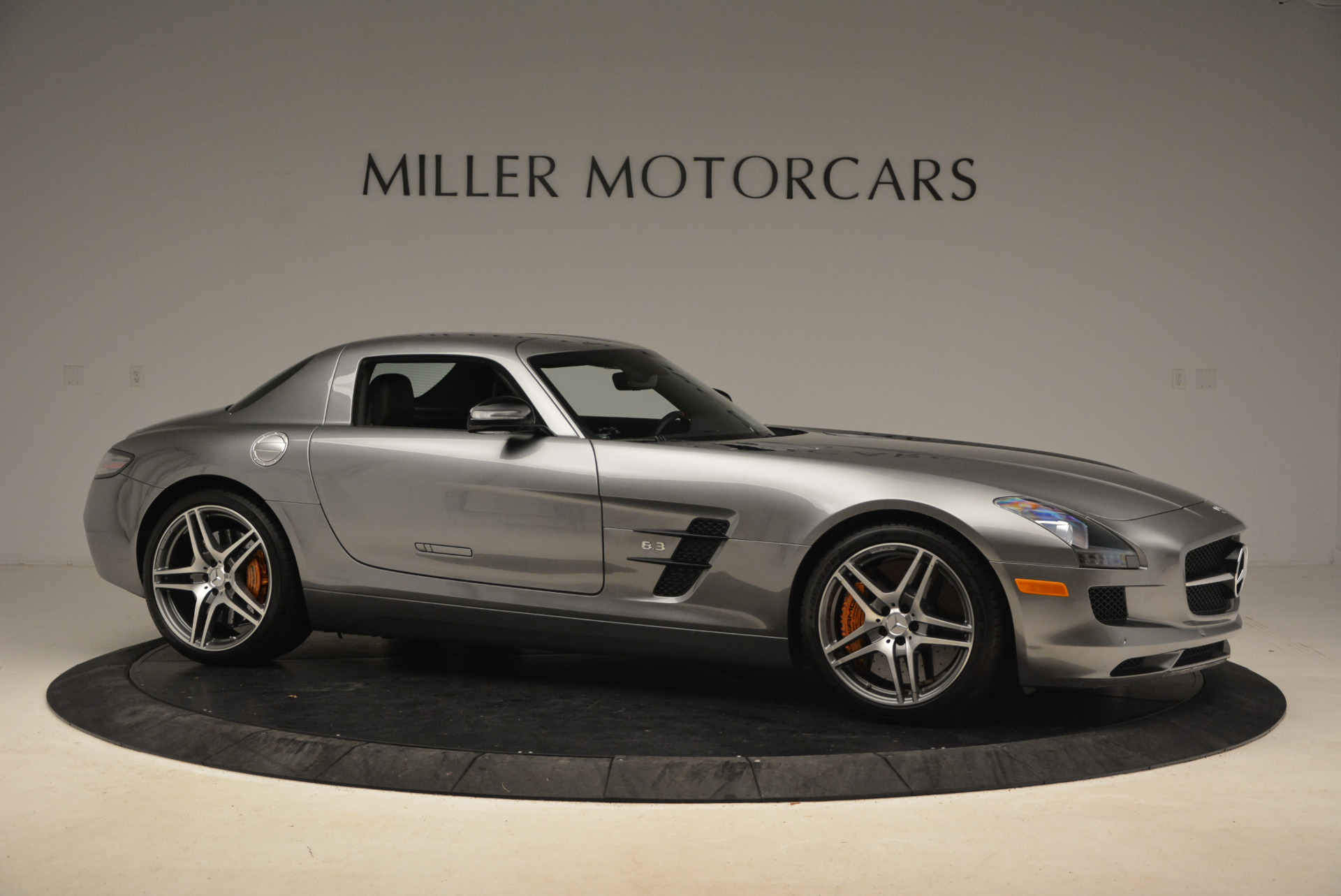 Used 2014 Mercedes-Benz SLS AMG GT For Sale In Westport, CT 1694_p13