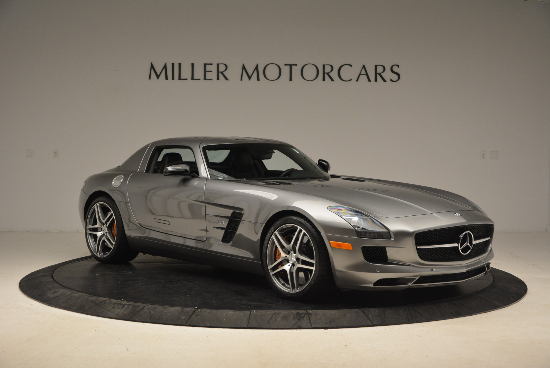 Used 2014 Mercedes-Benz SLS AMG GT For Sale In Westport, CT 1694_p14
