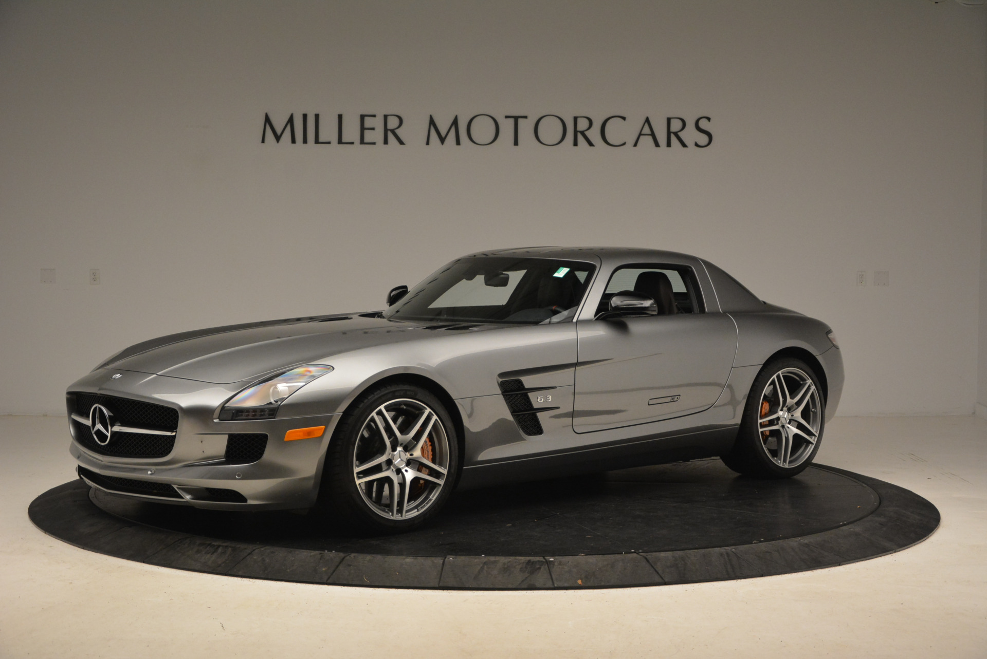 Used 2014 Mercedes-Benz SLS AMG GT For Sale In Westport, CT 1694_p2