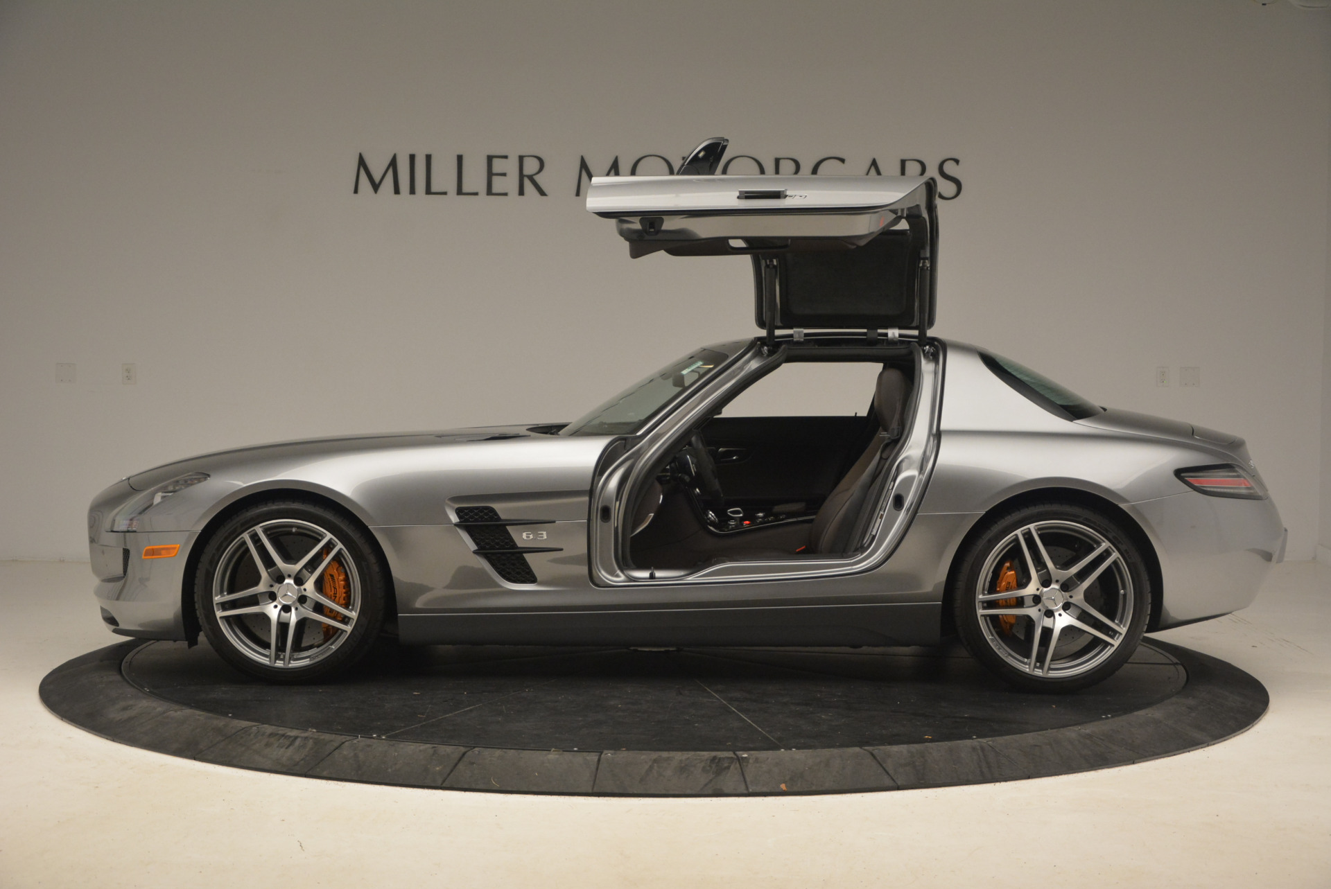 Used 2014 Mercedes-Benz SLS AMG GT For Sale In Westport, CT 1694_p4