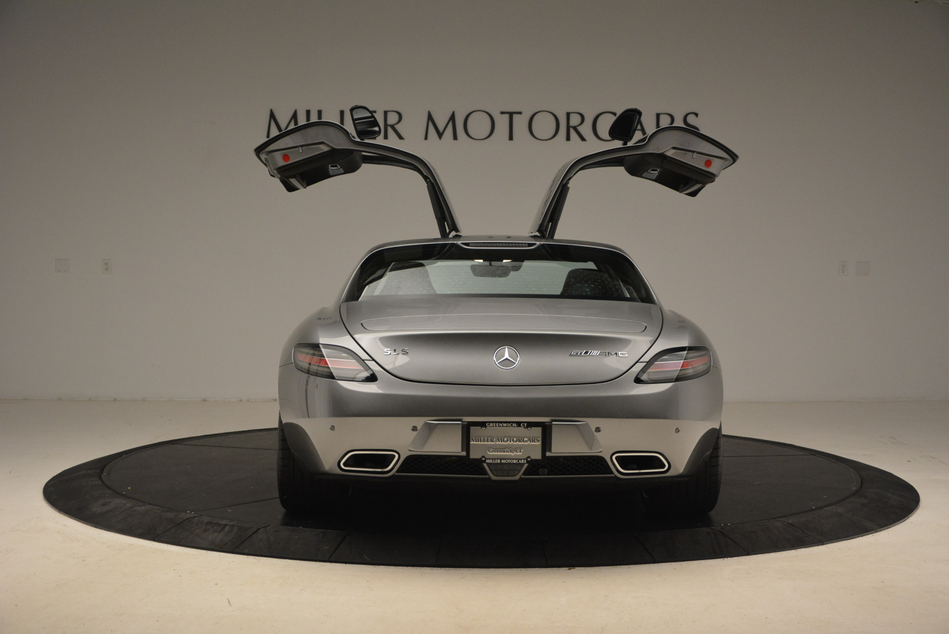 Used 2014 Mercedes-Benz SLS AMG GT For Sale In Westport, CT 1694_p8