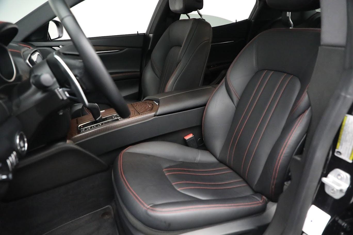 New 2018 Maserati Ghibli S Q4 For Sale In Westport, CT 1697_p14