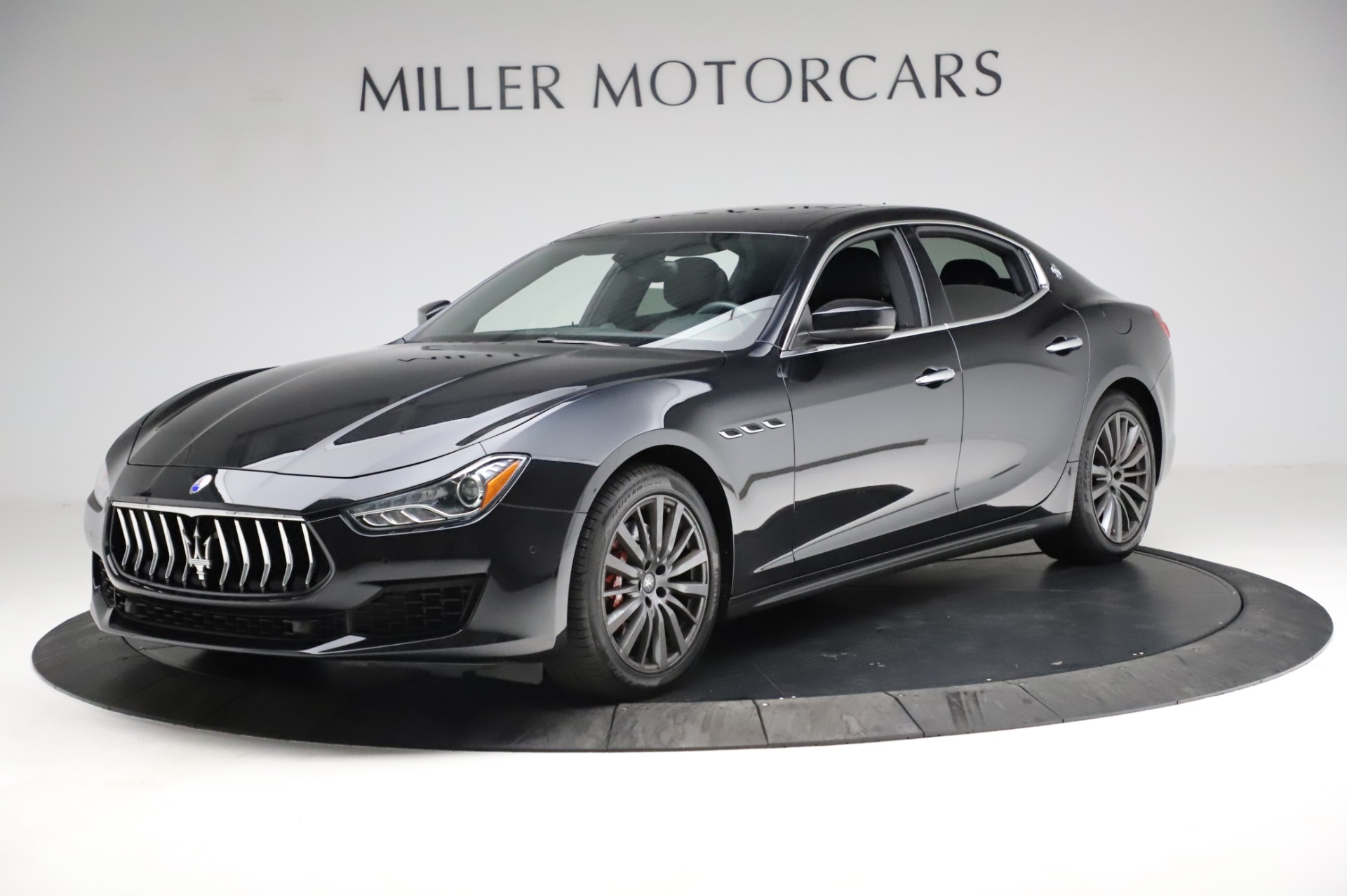 Used 2018 Maserati Ghibli S Q4 For Sale In Westport, CT 1698_p2