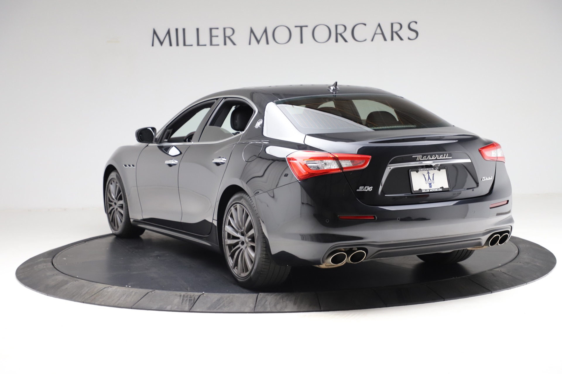 Used 2018 Maserati Ghibli S Q4 For Sale In Westport, CT 1698_p5