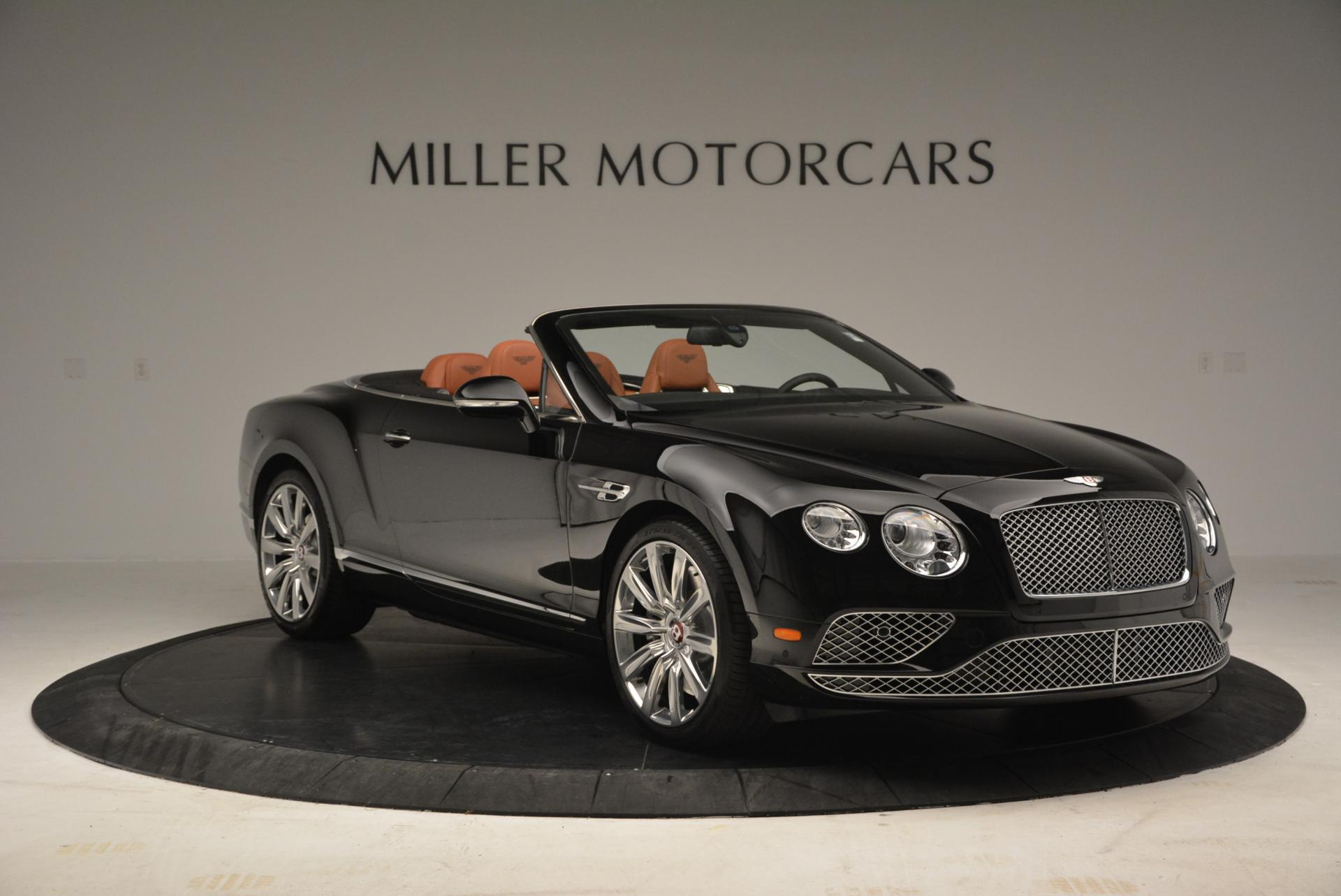 Used 2016 Bentley Continental GT V8 Convertible  For Sale In Westport, CT 17_p11