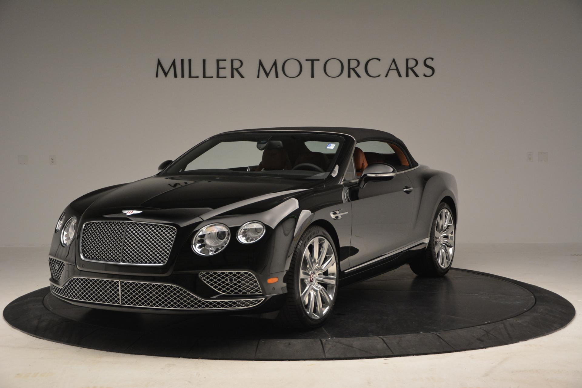 Used 2016 Bentley Continental GT V8 Convertible  For Sale In Westport, CT 17_p14