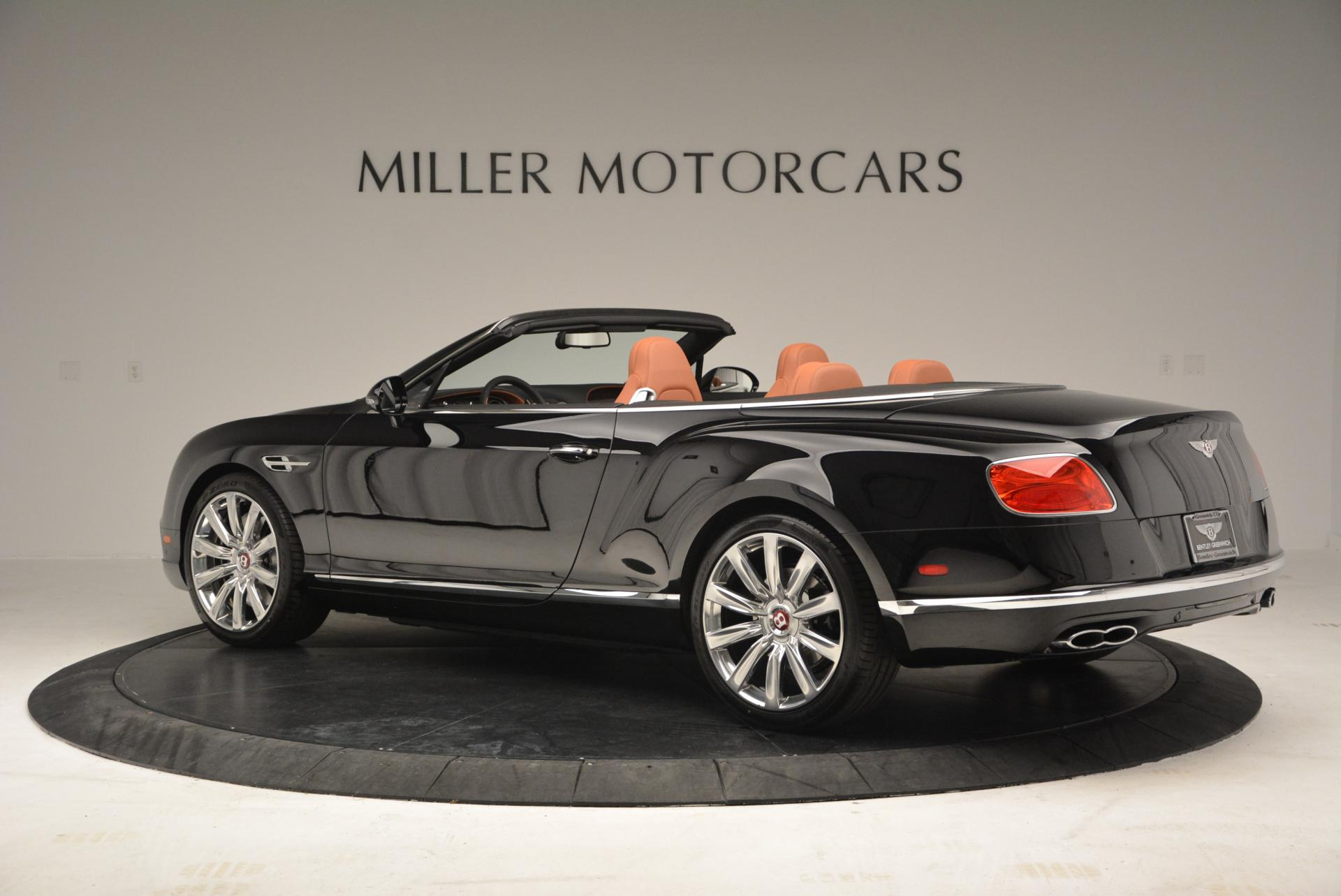 Used 2016 Bentley Continental GT V8 Convertible  For Sale In Westport, CT 17_p4