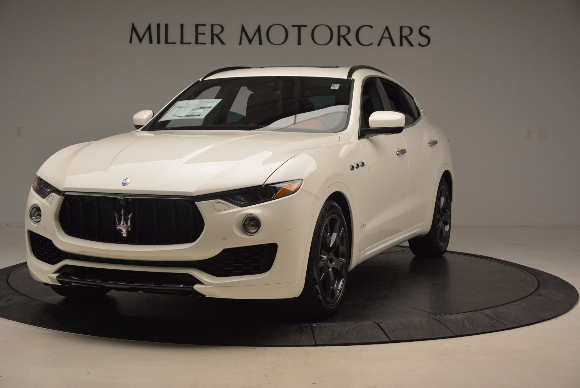 New 2018 Maserati Levante Q4 GranSport For Sale In Westport, CT 1701_main