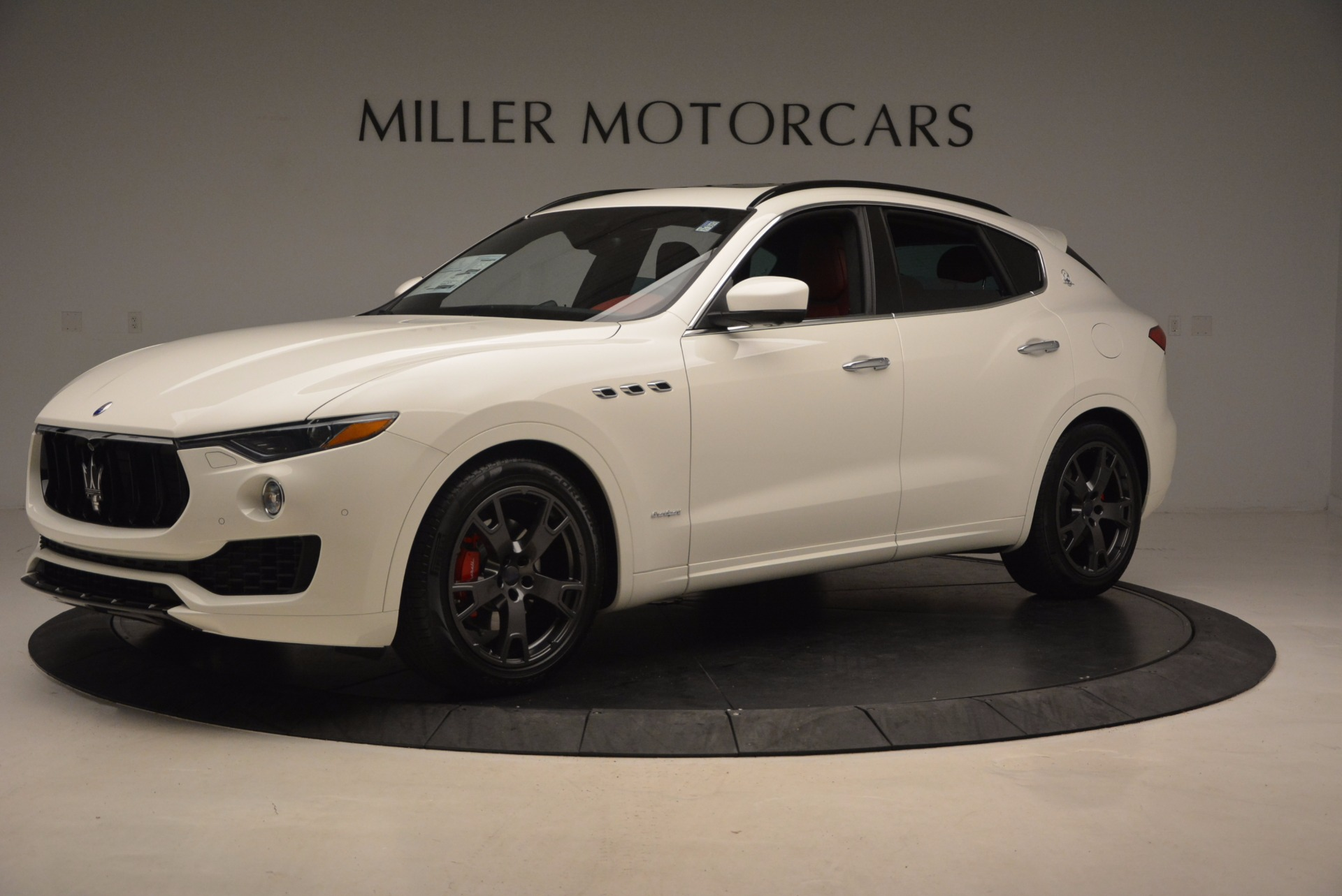 New 2018 Maserati Levante Q4 GranSport For Sale In Westport, CT 1701_p2