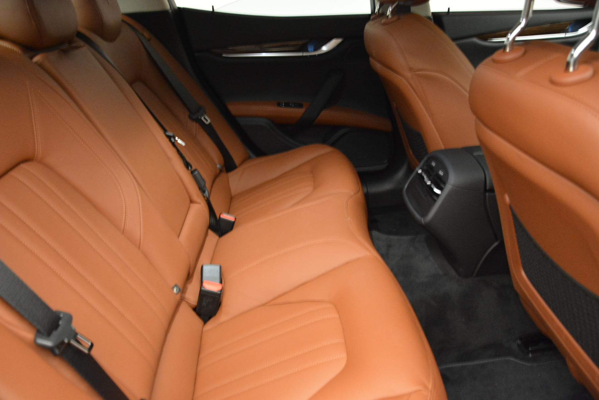 New 2018 Maserati Ghibli S Q4 For Sale In Westport, CT 1702_p25